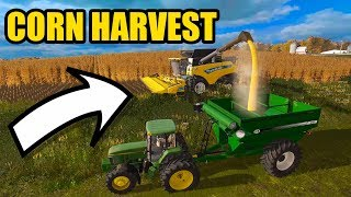 NEW HOLLAND WINDROWER! TIME TO GET MOWING | EP #59 | FARMING