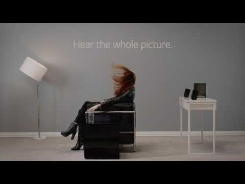 LG SPJ4-S: Wireless Surround Sound Kit – Hear The Whole Picture