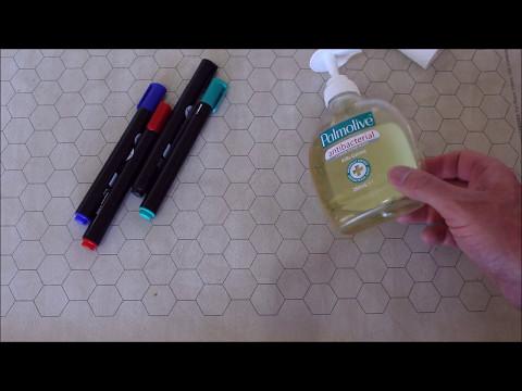 Does Hand Sanatizer Remove Permanent Pen, Chessex Vinyl Mat?