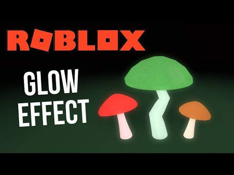 [ROBLOX Tutorial] - Glow Effect for Models and Parts with materials