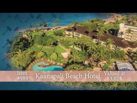 2018 Auction #BB989: Hawaiian Vacation