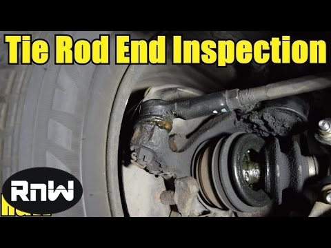 How to Inspect and Test Your Inner and Outer Tie Rod Ends