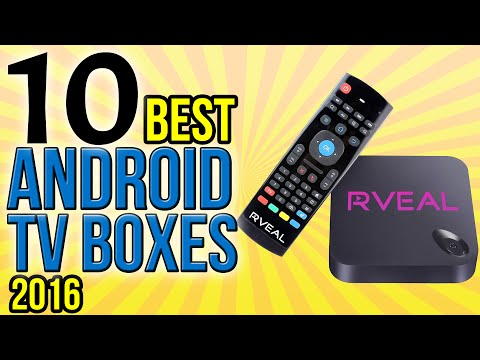 10 Best Android TV Boxes 2016
