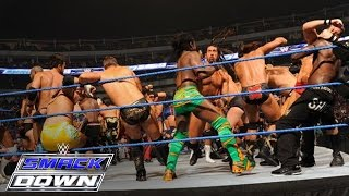 41-Man Battle Royal for a Championship Match of Winner
