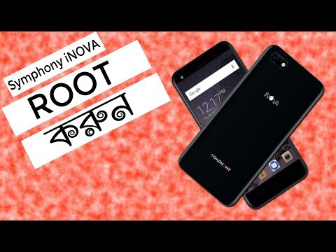 How To Root Symphony iNOVA Android Nougat 7.0