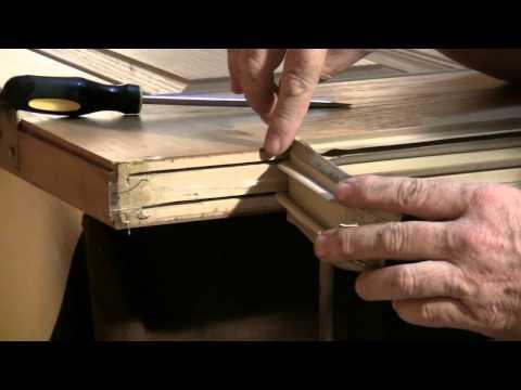 Door Insulation Replacing the Door Sweep