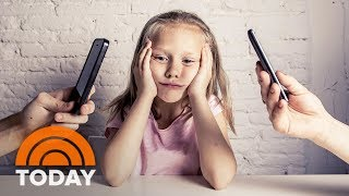 Children Whose Parents Spend Time On Mobile Devices Have More Behavior Issues | TODAY