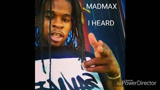 "Mad Maxx ""i Heard"" (6gdanetwork - Official Audio)"