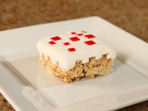 Minecraft Cake Treats!  - Quake n Bake