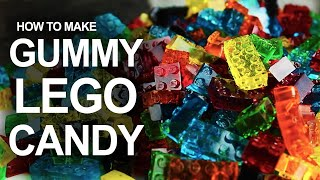 Download How To Make LEGO Gummy Candy! Video