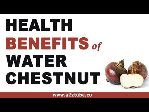 Health Benefits of Water Chestnut