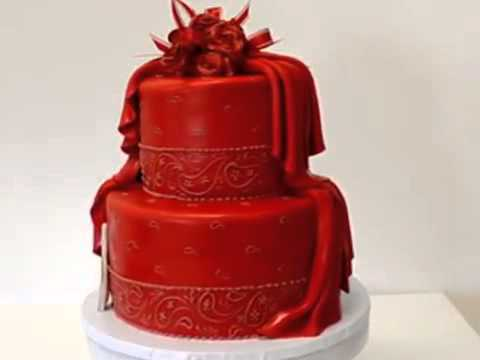 How to make cake Bandana Design Cake