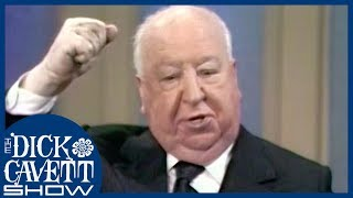Alfred Hitchcock On How He Made The Shower Scene In 'Psycho' | The Dick Cavett Show