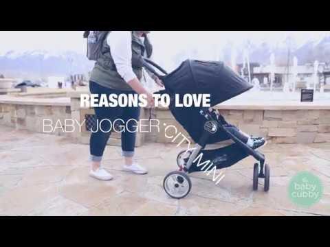 Baby Jogger City Mini   Reasons to Love