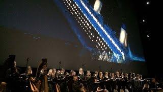James Horner's Titanic live - Cinematic Art Choir - June 2015 [HD]