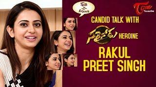 Rakul Preet Exclusive Interview    Sarrainodu Movie