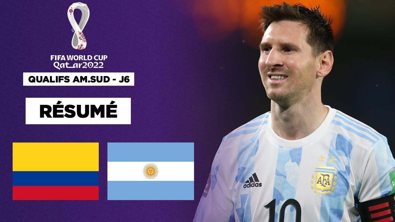 Résumé : L'Argentine s'écroule dans le temps additionnel