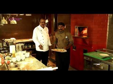 Creative Chef - Seafood pizza - Kappa TV