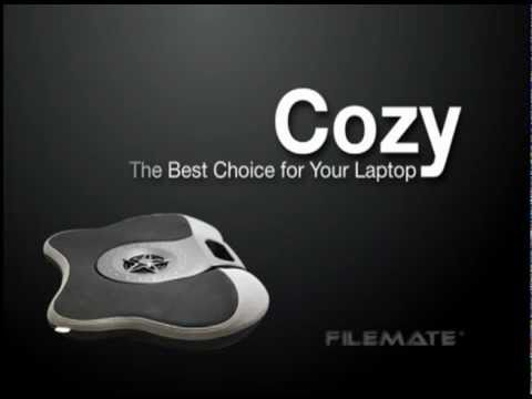 FileMate® Cozy Notebook Cooler