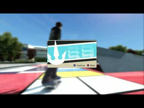 Skate 3 Demo Gameplay - Career Challenges (Part 3)