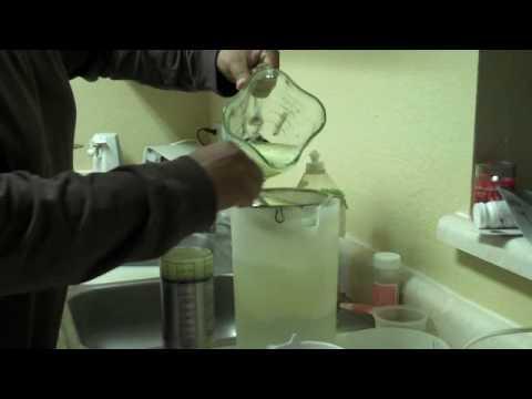 How to make Agua de Pepino(cucumber cooler w/ lime)