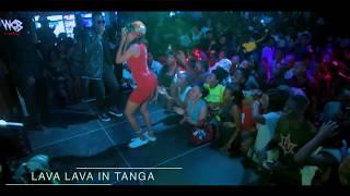 Lava lava : Live perfomance Jibebe in TANGA