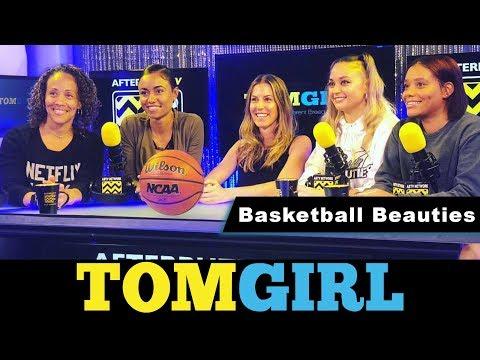 Basketball Beauties League: Erika Ringor, Heartbreak, Dawn Raven & Nandi Amiya | TomGirl Ep.44