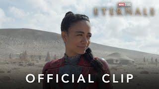 """Run!"" Official Clip | Marvel Studios' Eternals"