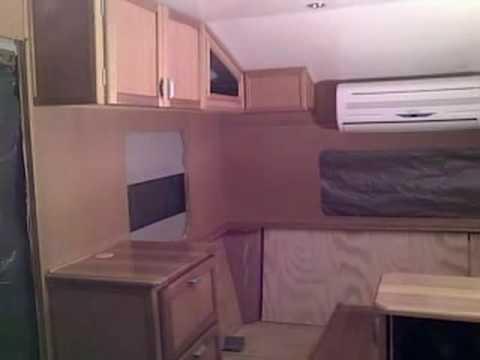 Home Made Caravan (caravan lovers only)