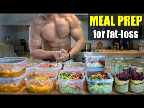 BEST 1 WEEK MEAL PREP | CHEAP & EASY