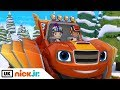 Blaze and the Monster Machines | Breaking the Ice | Nick Jr. UK mp3
