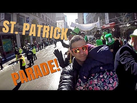 ST. PATRICK'S DAY SPECIAL VLOG!!! (from last year :)
