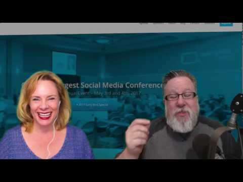 Social Media Camp 2017 - Master Classes with Steve Dotto or Viveka von Rosen