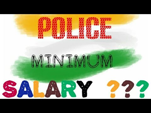 Tamilnadu police minimum salary in 7th pay commission