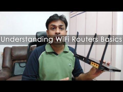 Understand WiFi Routers Basics - Part 1 Geekyranjit Explains