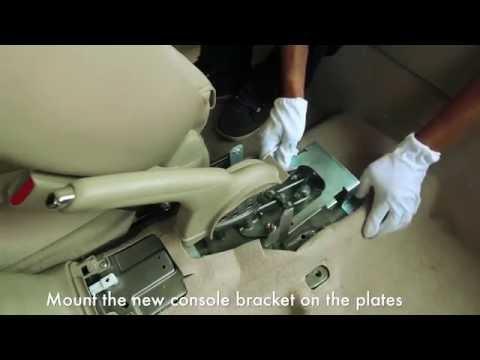 Maruti - Armrest Installation Process