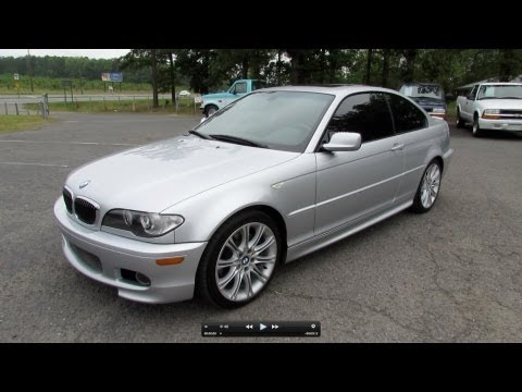 2006 BMW 330ci ZHP Start Up, Exhaust, Test Drive, and In Depth Review