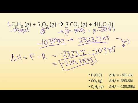 5.7b Heat of formation problems