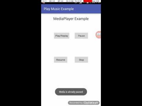 How to Add Music to your Android Apps tutorial for Android Developers