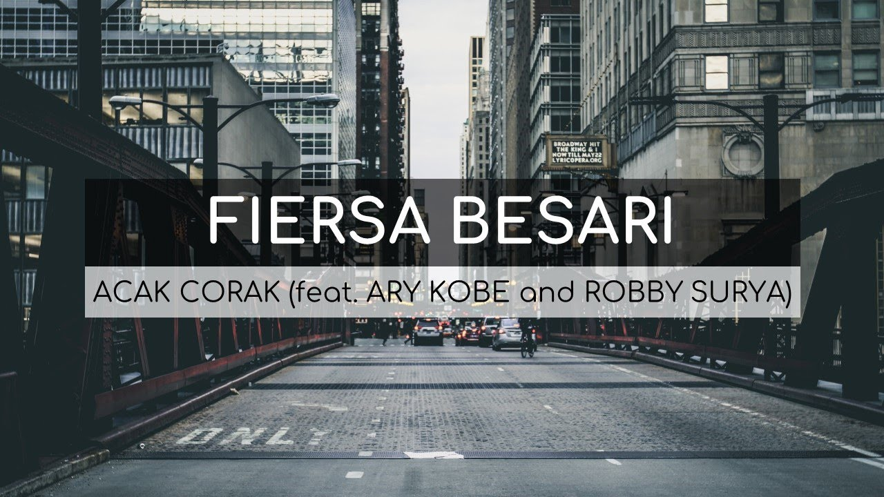 Download Fiersa Besari feat. Ary Kobe and Robby Surya - Acak Corak (Lirik) MP3 Gratis