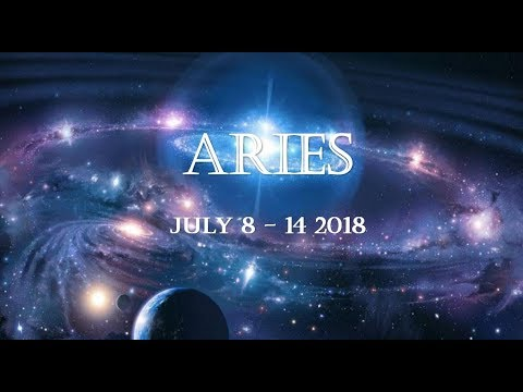 Aries ~ Hard Work Leads to Great Fortune July 8-14 2018