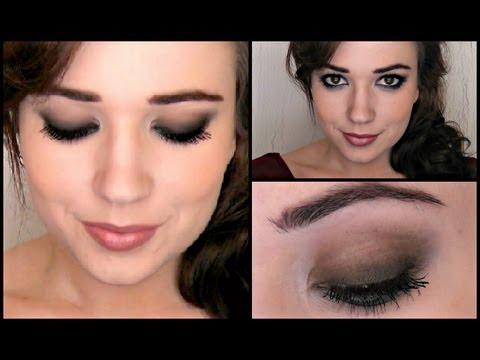 Easy Smokey Eyes makeup tutorial in Minutes
