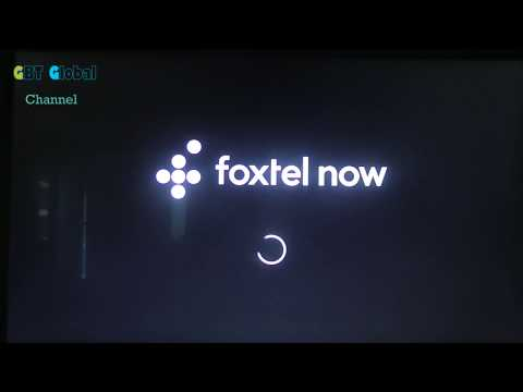 how to cast Foxtel now