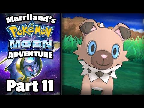 Pokémon Moon, Part 11: Let's Get Ruff!