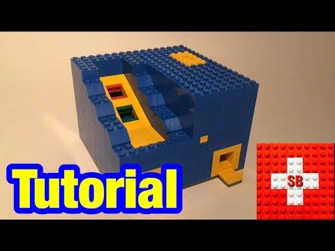 Lego Skeeball Machine V6 (Micro) Tutorial
