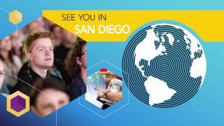 #x202b;סיקור כנס Esri 2016 בסאן דייגו והזמנה לכנס 2017 של חברת Esri העולמי#x202c;lrm;
