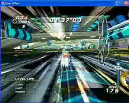 Unlimited Boost for Sonic Riders