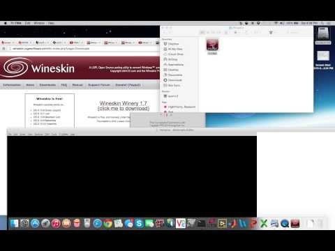 Installing TI TINA on MAC