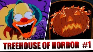 The Simpsons Tribute to Cinema - Treehouse of Horror