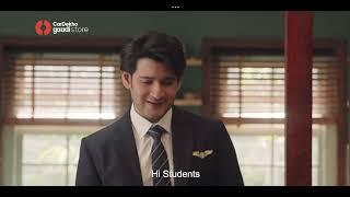 Watch Mahesh Babu infuse joy in peoples' lives in CarDekho Gaadi Store's new TVC ad!